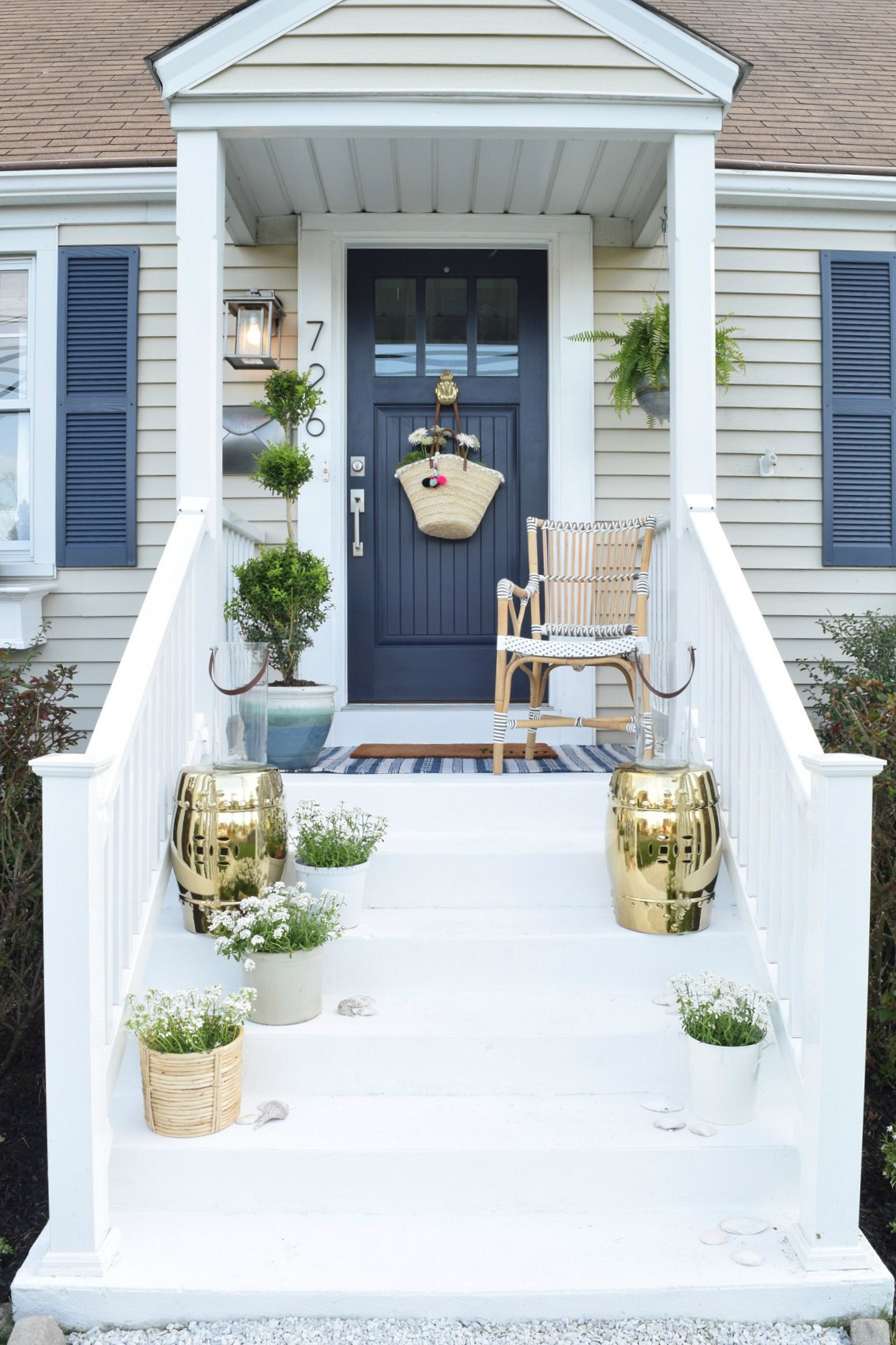 Front Porch Ideas Front Porch Ideas And Designing The Outdoors - Nesting