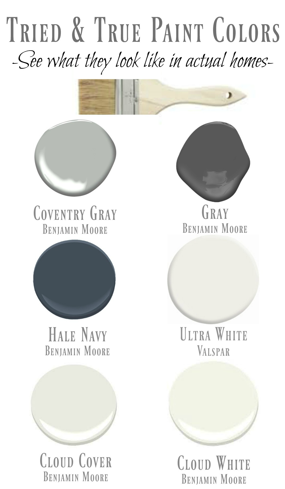 Benjamin Moore Bedroom Colors Friday Favorites Starts With My Tried True Paint Colors