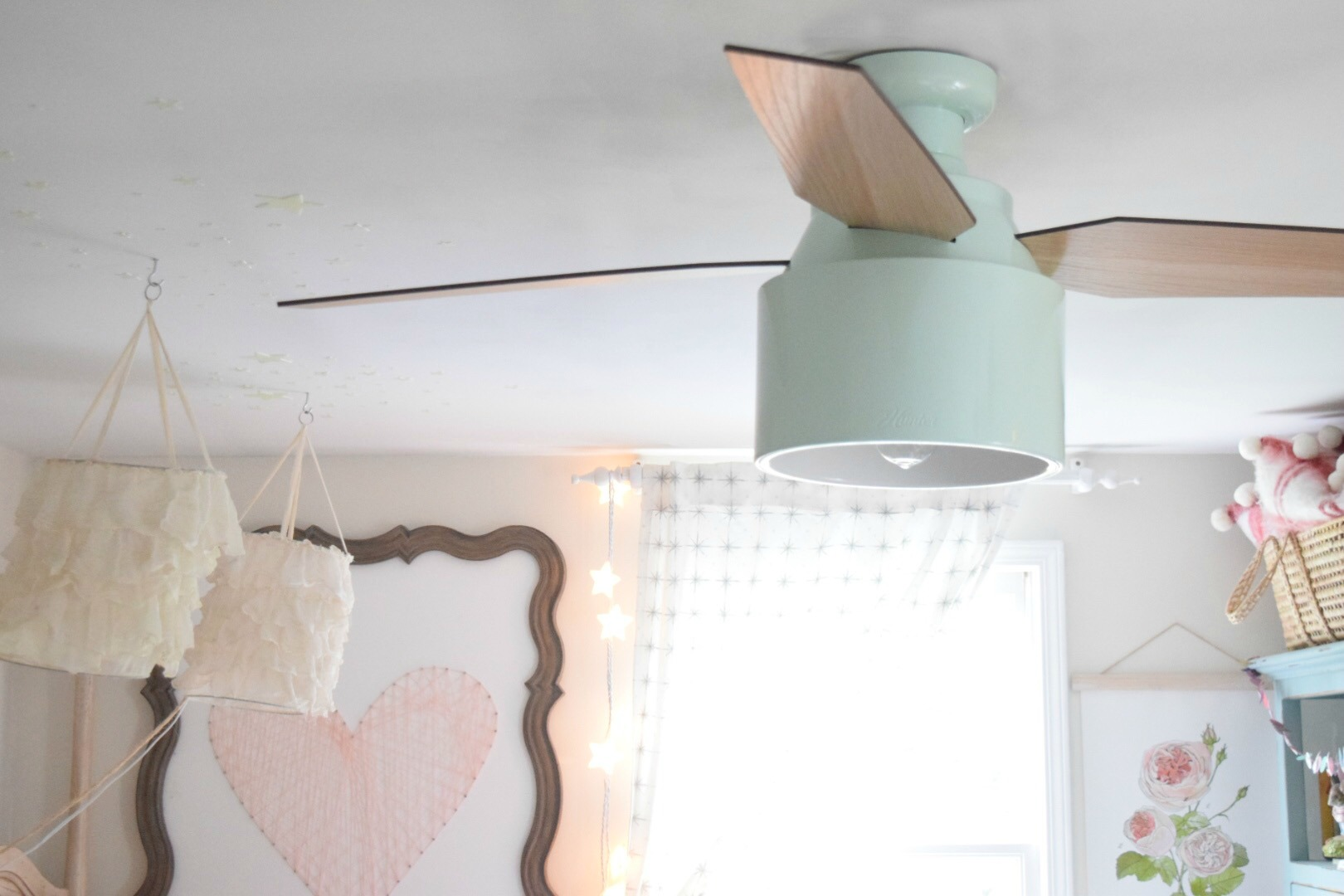 Ceiling Fan Girls Room Modern Ceiling Fans