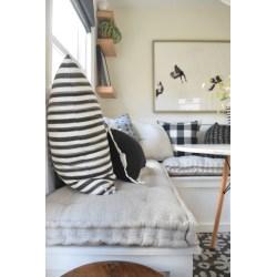 Small Crop Of Window Seat Cushions