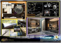Interior Design Concept | NestorLazarte ROSALES