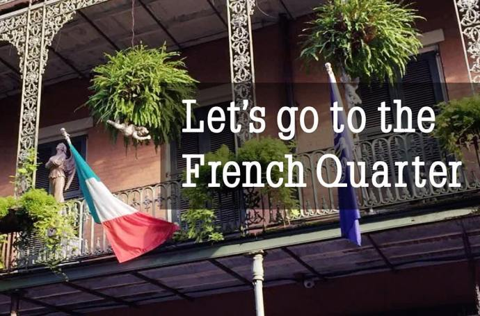New vlog post! Lets take a walk through the FrenchQuarterhellip
