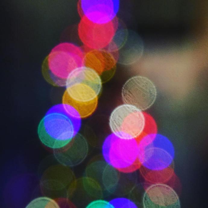 Christmas Bokeh macro macrophotography Photojojo Christmas2015 ChristmasLights bokeh bokehlicious