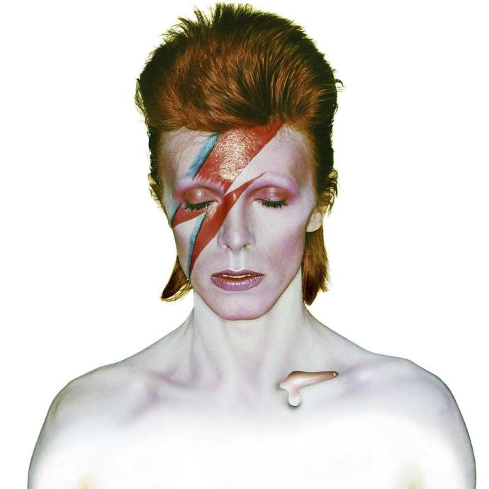 The saddest day Rest in peace my musical hero DavidBowiehellip