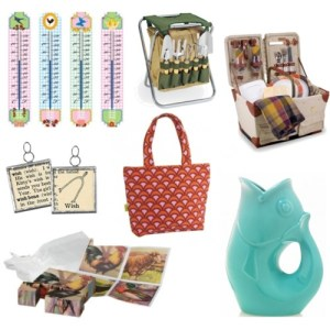Gift ideas from Bluebird Goods