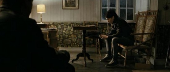 Cottage from the Swedish version of The Girl With the Dragon Tattoo