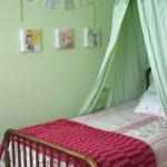 Sophia's pre-tween bedroom
