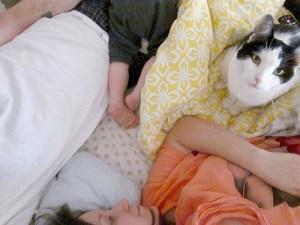 Good morning little family