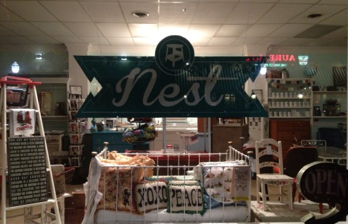 Nest Storefront in downtown La Grange, IL