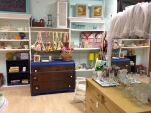 Lots of new and vintage treasures