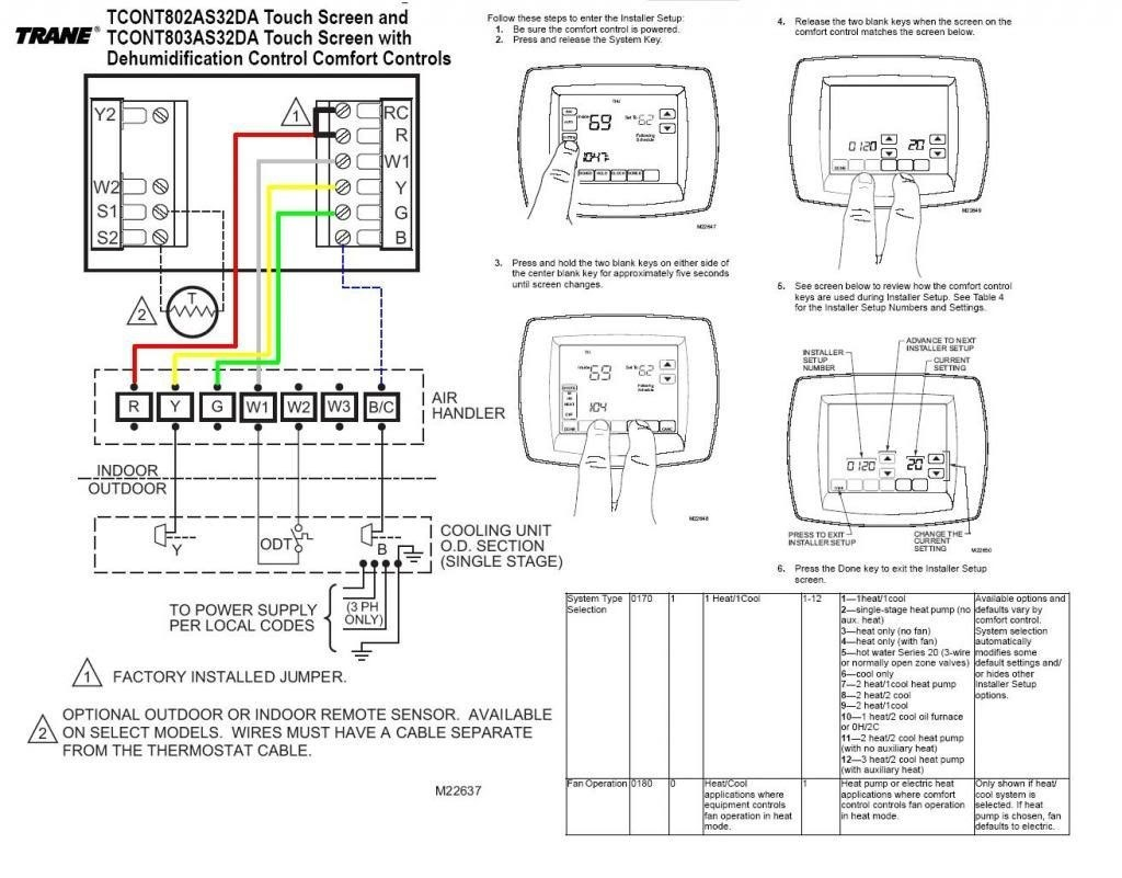 heating only thermostat wiring diagram