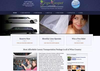 Grape Escapes Limousine