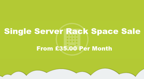 Singerserverrackspace