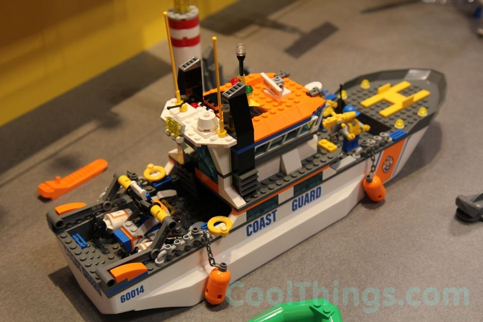 Lego Kitchen Island Lego Coast Guard Patrol Set 60014 Images