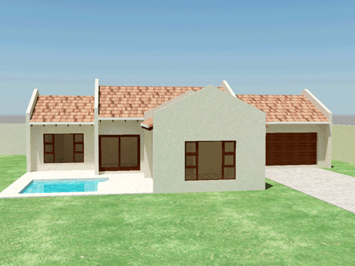 Small 3 Bedroom House Small House Plan 3 Bedroom House Plans Tr158
