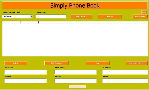 Phone Book Net MerkezAdvanced Ms Excel Tutorials and Open Source