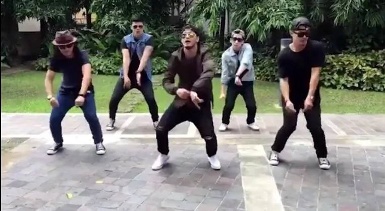 Pinoy dance group shares powerful dance cover of popular dance craze