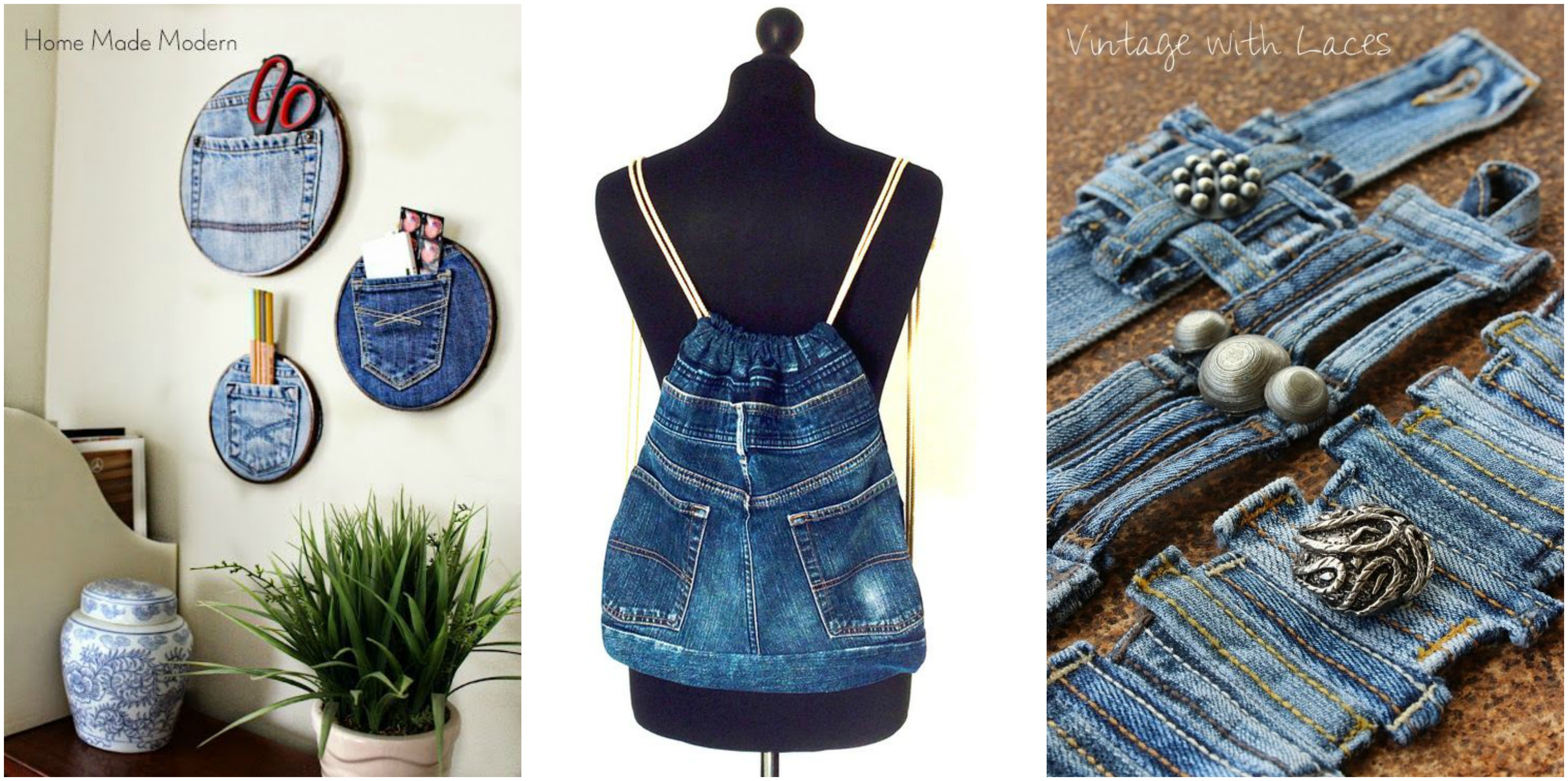 Do It Yourself Küche Alte Jeans - 15 Upcycling-ideen :) - Nettetipps.de