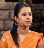 Actress Shreya Bugde