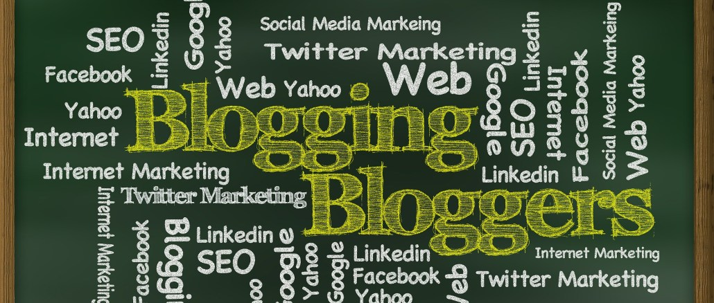 Bloggen kostenlose Internet Marketing Methode