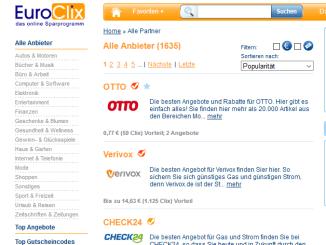 euroclix geldverdienen im Internet