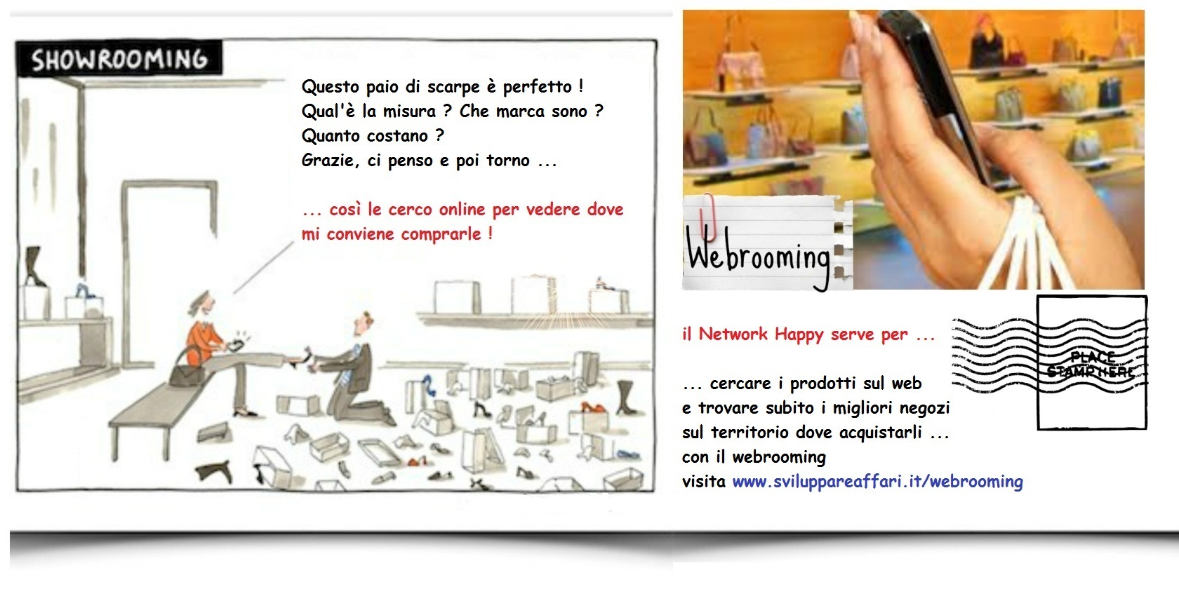 Siti Per Vendere Bar Webrooming Happy Mall Il Centro Commerciale Virtuale