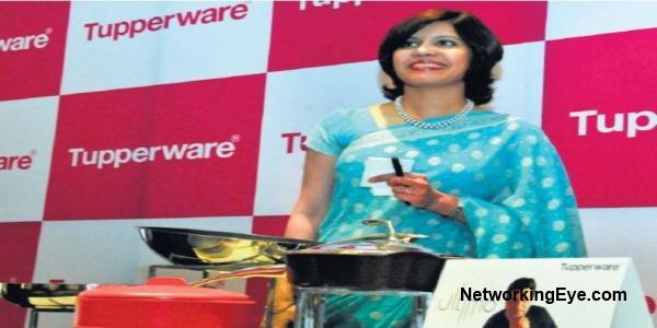 Asha Gupta tupperware