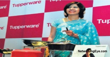 Asha Gupta tupperware