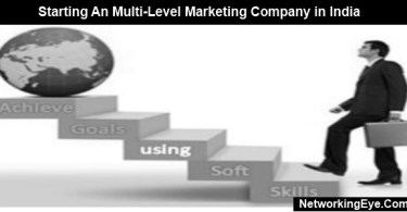 STARTING AN MULTI LEVEL MARKETING IN INDIA