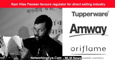 Ram Vilas Paswan favours regulator for direct selling industry