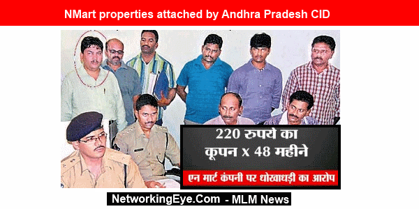 NMart properties attached by Andhra Pradesh CID