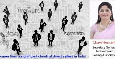 Direct selling lucrative opportunity