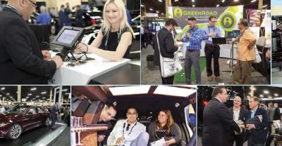 LCT Show: The 2019 International Limousine Charter Expo in ...