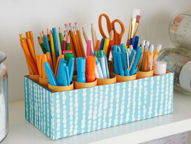 5 Ways To Get Creative With Spare Cardboard Boxes