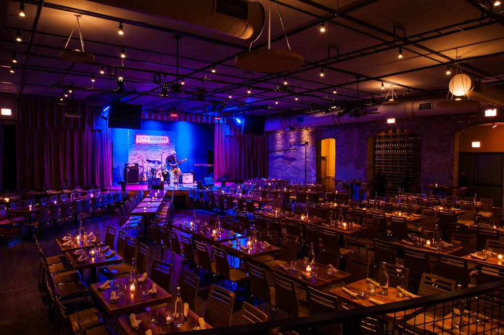 ATLANTA August 11th @ City Winery - Network Under 40
