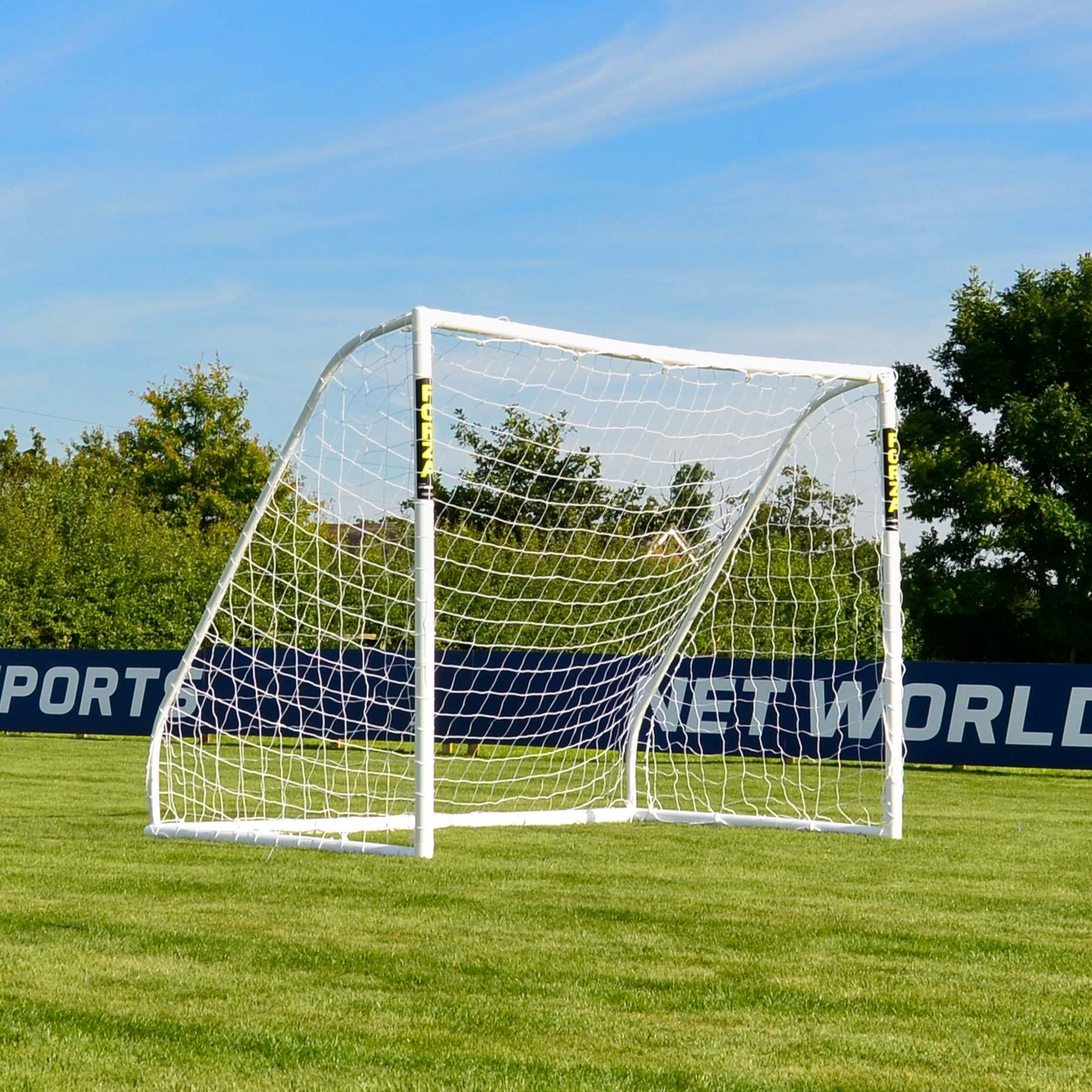 Teppiche 2m X 3m 3m X 2m Forza Match Soccer Goal Post Net World Sports