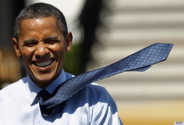 Es gibt einen eindeutigen Führer in den 2016 Wahlen-und er lebt bereits im Weißen Haus