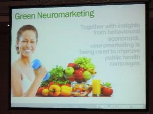 Prof. Gemma Calvert - Green Neuromarketing