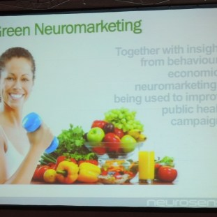 Prof. Gemma Calvert - Green Neuromarketing