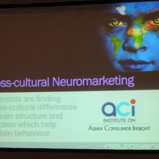 Prof. Gemma Calvert - Cross-cultural Neuromarketing