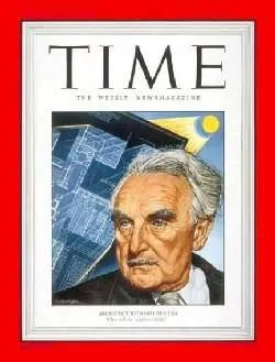 Neutra Time Magazine Cover