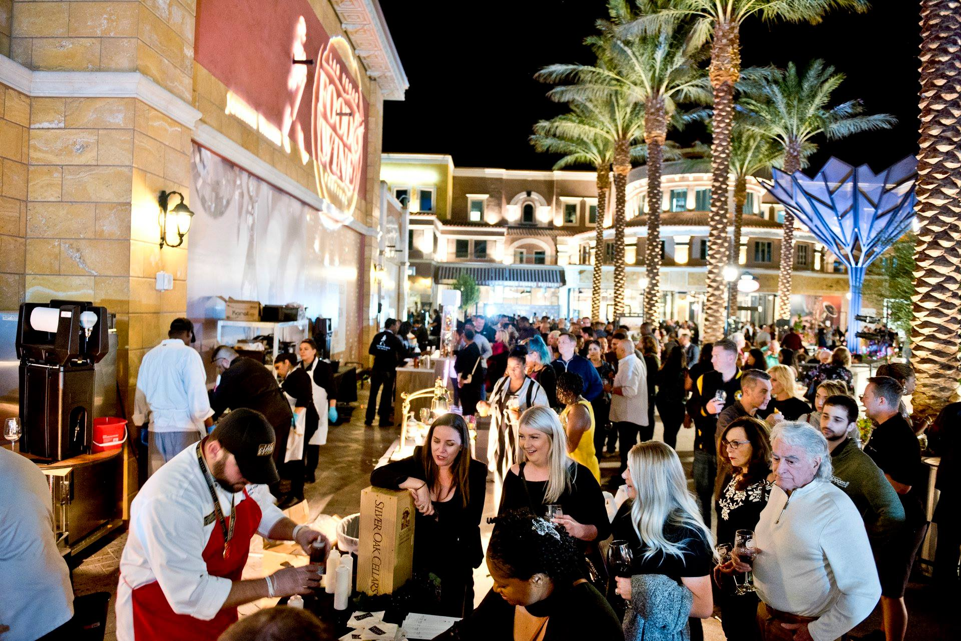 Brio Tivoli Village Happy Hour Menu Las Vegas Food Wine Festival Is Here For Its 11th Season To