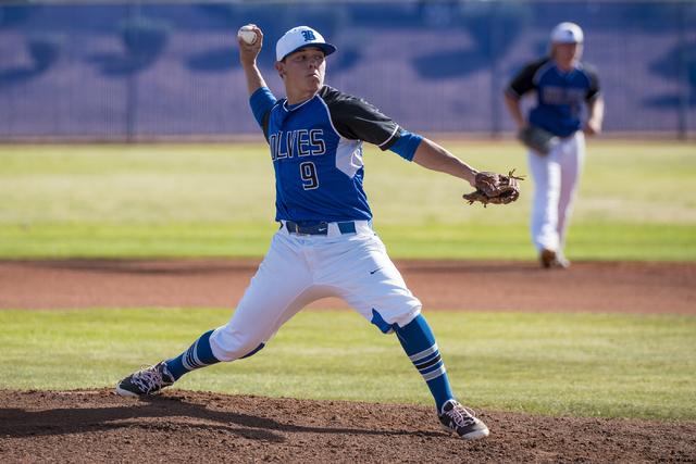 Dornak throws three-hitter as Basic rolls Nevada Preps