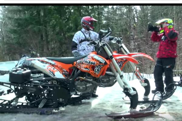 Canada Sno Moto Adventure   Never Stop Riding   YouTube