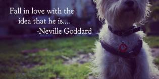 Worried?  Here's what Neville Goddard Says To Do