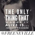 Stop Time – Neville Goddard Quotes