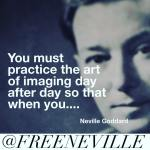 How Often Should I Feel It Real by Neville Goddard
