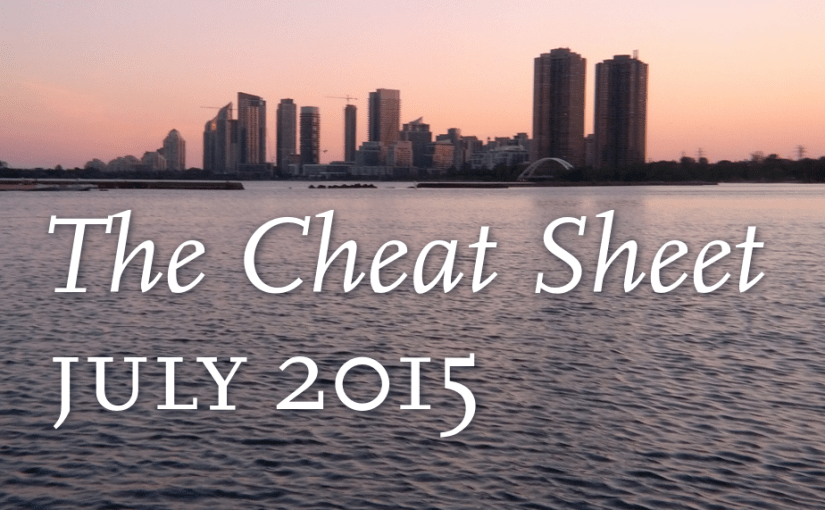 The Cheat Sheet: July 7 City Council