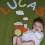 Lucas baba és a mozdony