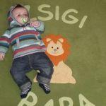 Zsigi baba és az oroszlán